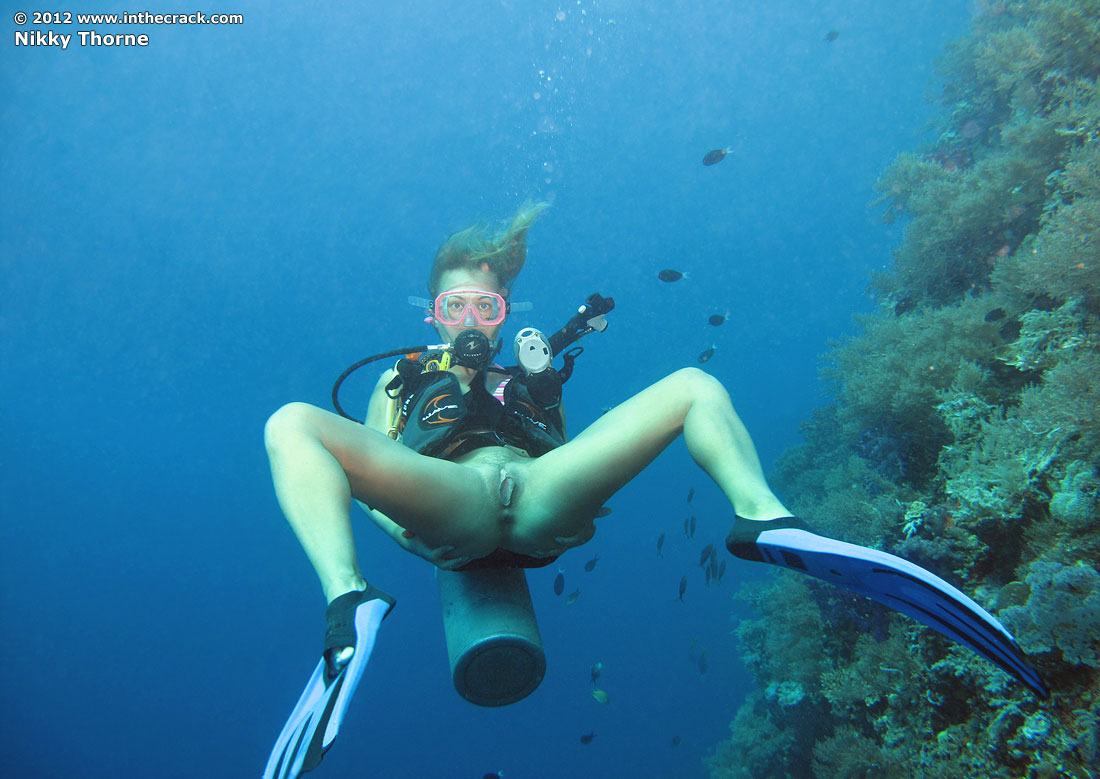 Nudist Diving Porn 107